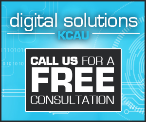 KCAU Digital Solutions Ad - Call Us for free consultation