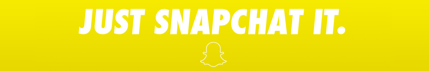 Snapchat Social Media Article Graphic