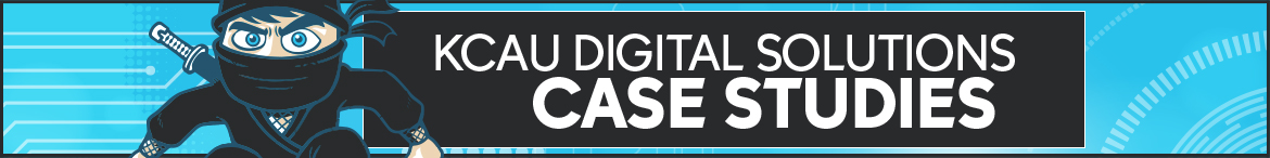 kcau digital case studies header image