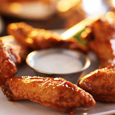restaurant wings picture